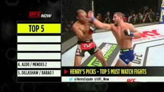 getlinkyoutube.com-UFC Now Ep. 235 Top 5 Must Watch Fights