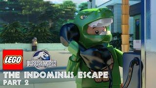 Part 2: LEGO® Jurassic World: The Indominus Escape width=