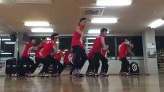 getlinkyoutube.com-アリアナ・グランデ「ブレイク・フリー feat. ゼッド」x九州男児新鮮組