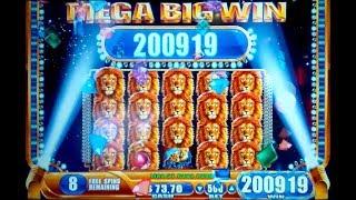 getlinkyoutube.com-King of Africa Slot - Jackpot Handpay - $10 Bet!