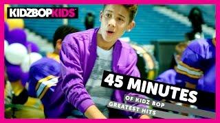 KIDZ BOP Kids - Happy, Uptown Funk, Gangnam Style, & other top KIDZ BOP songs [45 minutes]