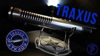 getlinkyoutube.com-Traxus - Custom MHS lightsaber