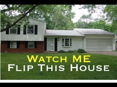 Flipping Houses - Watch Me Flip This House