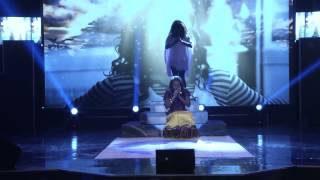 "getlinkyoutube.com-Niniola Performs ""Olorun Mi"" By Tiwa Savage  
