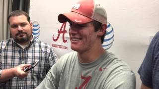 getlinkyoutube.com-Jake Coker talks Cotton Bowl prep