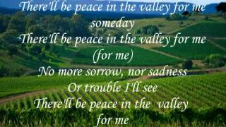 getlinkyoutube.com-HAVEN OF REST QUARTET --- PEACE IN THE VALLEY (with Lyrics)