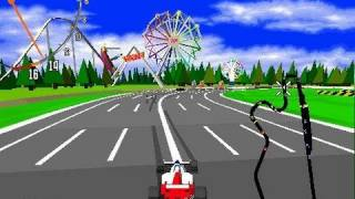 getlinkyoutube.com-Vidéotest Virtua Racing ( genesis )