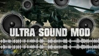 Battlefield 3: Ultra Sound-Mod 1.3.6.e