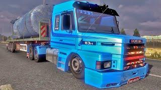 getlinkyoutube.com-Scania 113H Rebaixada - Euro Truck Simulator 2