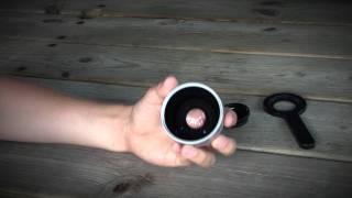 getlinkyoutube.com-Sony VCL-HA07A Wide Angle Lens   Review & Test
