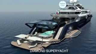 getlinkyoutube.com-World's Top 5 Luxury Yachts | 2014 HD