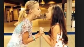 Paige Hyland And Maddie Ziegler BFF