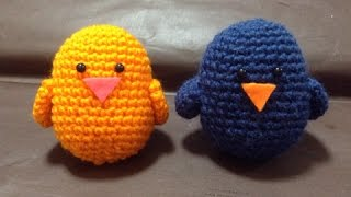 getlinkyoutube.com-How To Crochet a Cute Amigurumi Bird - DIY Crafts Tutorial - Guidecentral