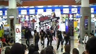 getlinkyoutube.com-110501 Yokoan Dance Battle - Audition -  B2ST :: Never End