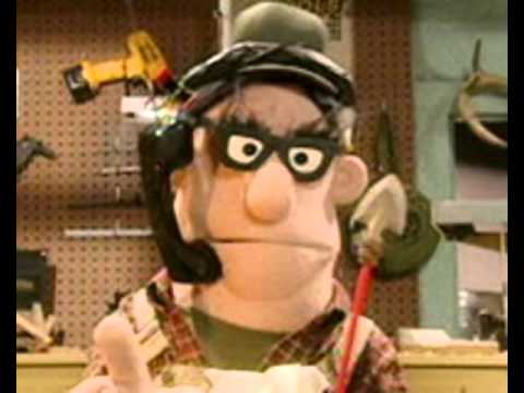 Birchum Looks for a Security Guard Job - Crank Yankers