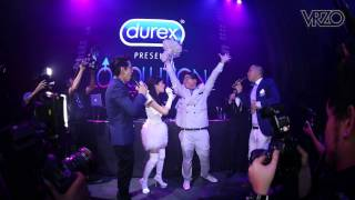 VRZO Party x Durex Presents Lovolution Party ONYX@Slim,RCA