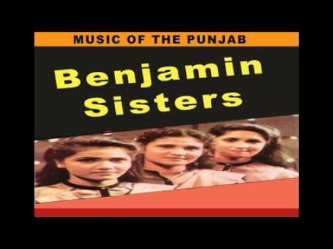 Benjamin Sisters - Chan Kithan Guzari Raat