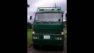 元横浜消防SR機動支援車