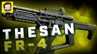 getlinkyoutube.com-100% STABILITY! Thesan FR-4 (April Update) Legendary Fusion Rifle | Gameplay Review | Destiny