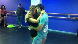 getlinkyoutube.com-Hot and Sensual Bachata - Liraz and Lior