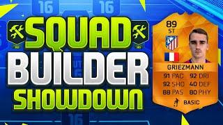 getlinkyoutube.com-FIFA 16 SQUAD BUILDER SHOWDOWN!!! MAN OF THE MATCH GRIEZMANN!!! Orange Griezmann Squad Duel
