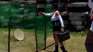 getlinkyoutube.com-LAGPSG - Julia Lopez @ Stage 3 - May '09 Clubshoot