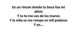 ♪►Lloro por ti - Enrique Iglesias (letra)◄♪