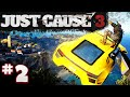 Just Cause 3 #2 - Mario