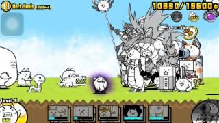 getlinkyoutube.com-Battle Cats the crazed cat