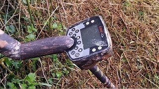 getlinkyoutube.com-First time out with the Minelab Etrac