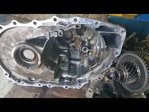 Ремонт механической коробки передач Ниссан Альмера Классик 1.6 литра 2007 г.в.