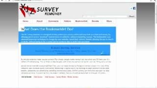 getlinkyoutube.com-How To Bypass Survey Using XJZ Survey Remover [ No Dowload ]