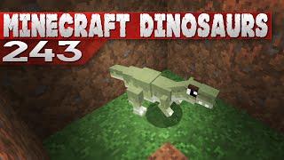 getlinkyoutube.com-Minecraft Dinosaurs! || 243 || Allosaurus
