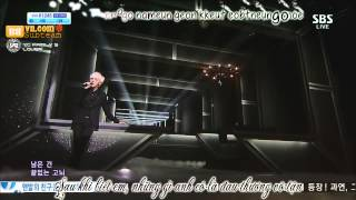 getlinkyoutube.com-[BBVN-YGF][Vietsub+Kara] Black - G-DRAGON ft. Jennie [Inkigayo]