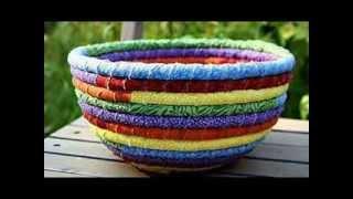 getlinkyoutube.com-Плетение корзин