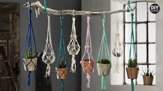 getlinkyoutube.com-DIY by Panduro: Trendy hanging pots