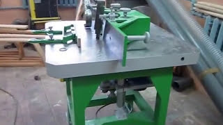 getlinkyoutube.com-Самодельный фрезерный станок/Homemade milling machine