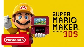 getlinkyoutube.com-Super Mario Maker for Nintendo 3DS - Overview Trailer