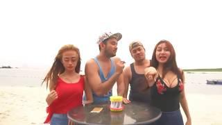 Wow Vlog# Pamela Di Pantai Bikin Woww....