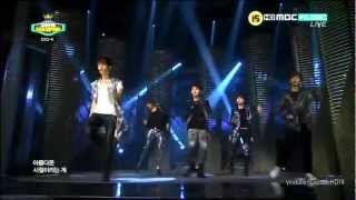 getlinkyoutube.com-MAMA - EXO-K Show Champion Debut Performance