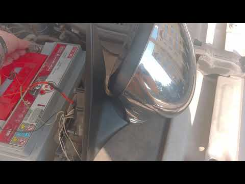 Rover 75 редуктор зеркала