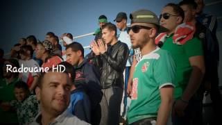 كل ما فعله أنصار إتحاد بلعباس أمام دفاع تاجنانت 0/0 موسم 2016/2017