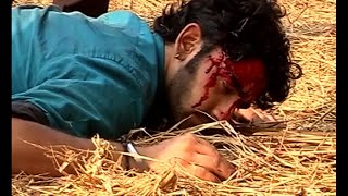 getlinkyoutube.com-Ek Veer Ki Ardaas - Veera:Baldev injured after beaten by Rajveer