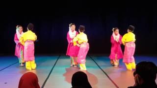 getlinkyoutube.com-Pawana Tari @ Main Zapin 2016, Aswara (FINALS)