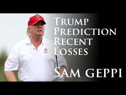 Trump Update - Eclipse Cycle and Recent Big Losses and Leaks