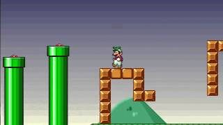 getlinkyoutube.com-Mario Forever Engine by Radel999 - Clone Test #2