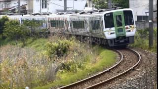 引退決定・特急型気動車「特急しおかぜ・いしづち」JR四国