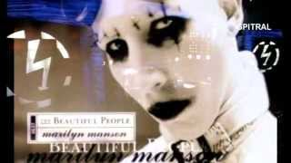 Marilyn Manson The Beautiful People lyrics