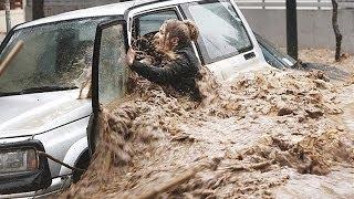 getlinkyoutube.com-Flooded Britain 2014 P2 British Floods & Storms UK Weather England & Scotland & Wales 2014