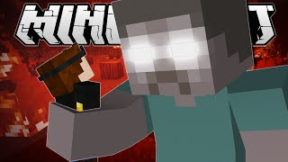 getlinkyoutube.com-Minecraft | HEROBRINE'S CHALLENGES!! | Lost Soul Custom Horror Map